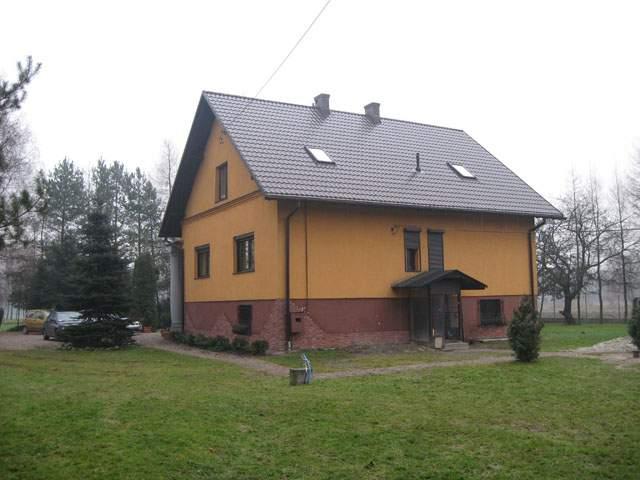 Dom prywatny w Zasolu Bielańskim