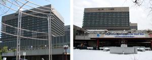Osuszanie Szpitala AKH we Wiedniu