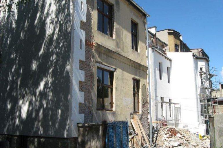 Iniekcja krystaliczna pozioma i pionowa, nowy budynek sądu Bielsko Biała