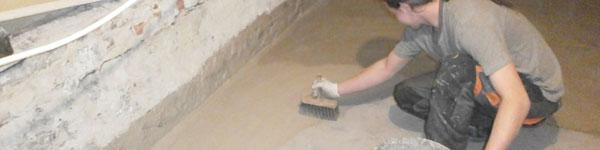 Hydroizolacja fundamentów za pomocą materiałów mineralnych