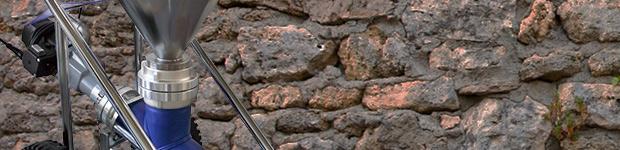 Iniekcje wypełniające pustki mikro cementami