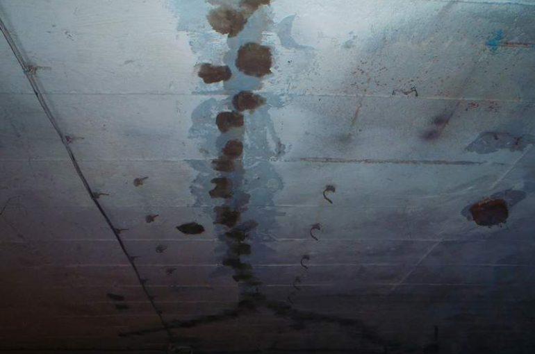 Kotwienie zbrojenia systemem Hilti oraz sklejanie rys i pęknięć w stropie Kaczyce