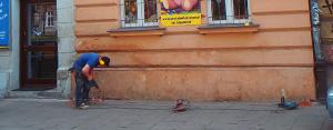 Izolacja pozioma metodą iniekcji krystalicznej – kamienica w Krakowie