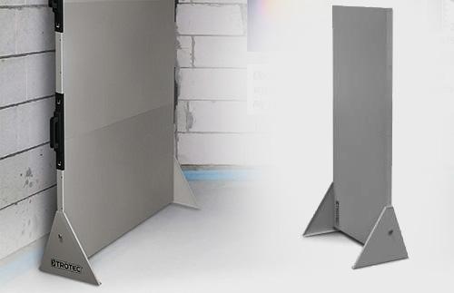 Płytowe promienniki podczerwieni TIH 630