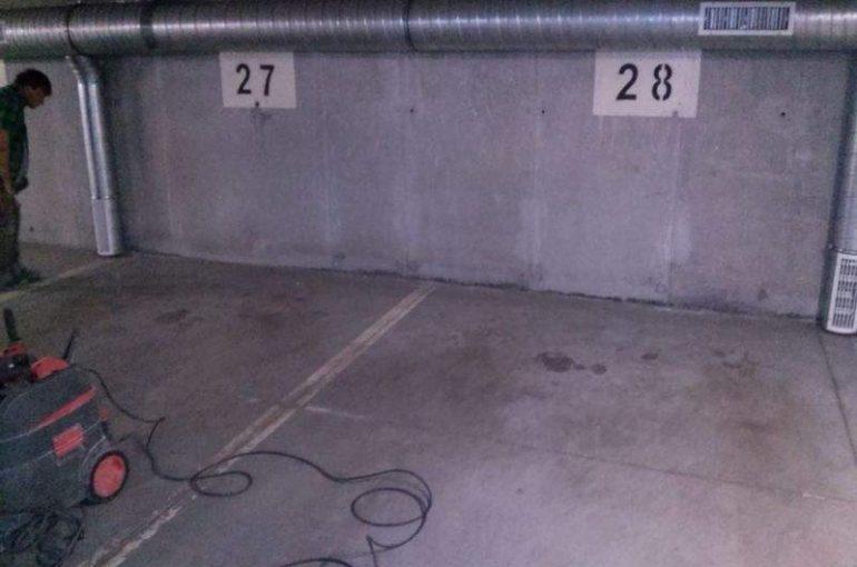Uszczelnianie parkingu poliuretanem Bielsko-Biała