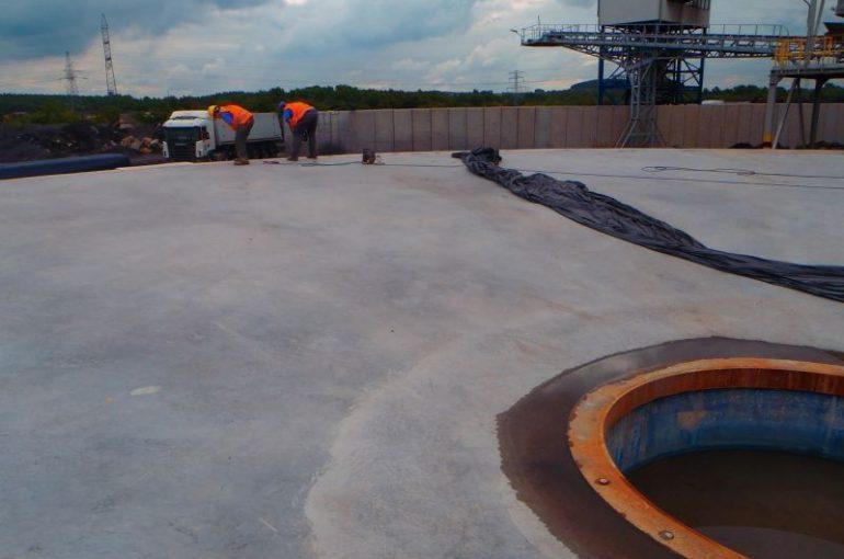 Iniekcja wypełniająca zaczynami cementowymi Jaworzno