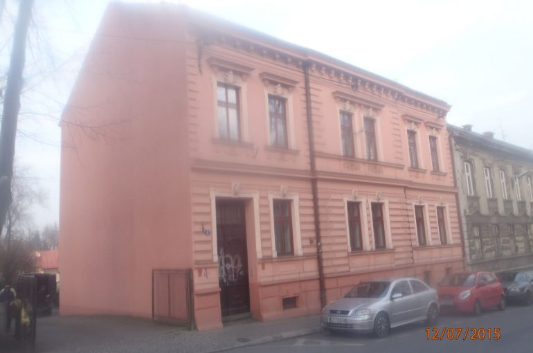 Izolacja pozioma i pionowa kamienicy w Cieszynie