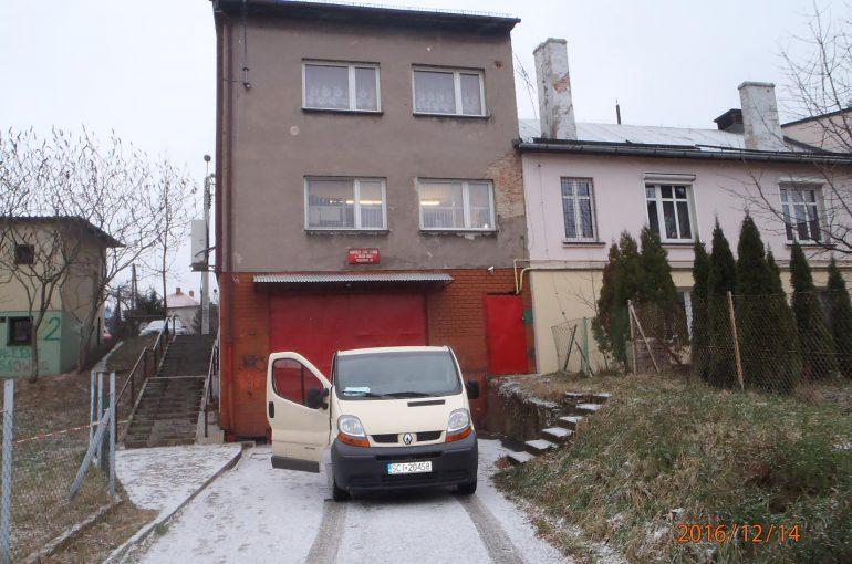 Izolacja pozioma i pionowa – Straż Pożarna Bielsko-Biała