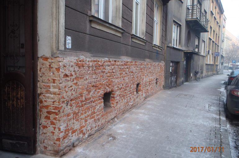 Izolacja pozioma i pionowa kamienicy Kraków