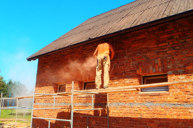 Ankrowanie budynku Czarków